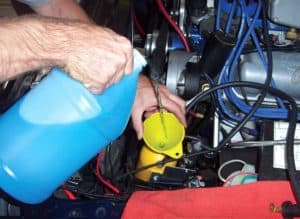 How to Use Windshield Washer Fluid Properly