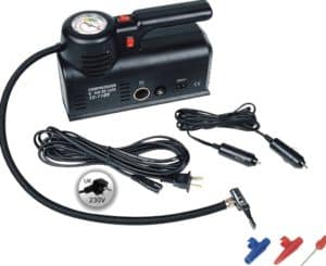 Kensun YS-205 Portable Air Compressor Tire Inflator