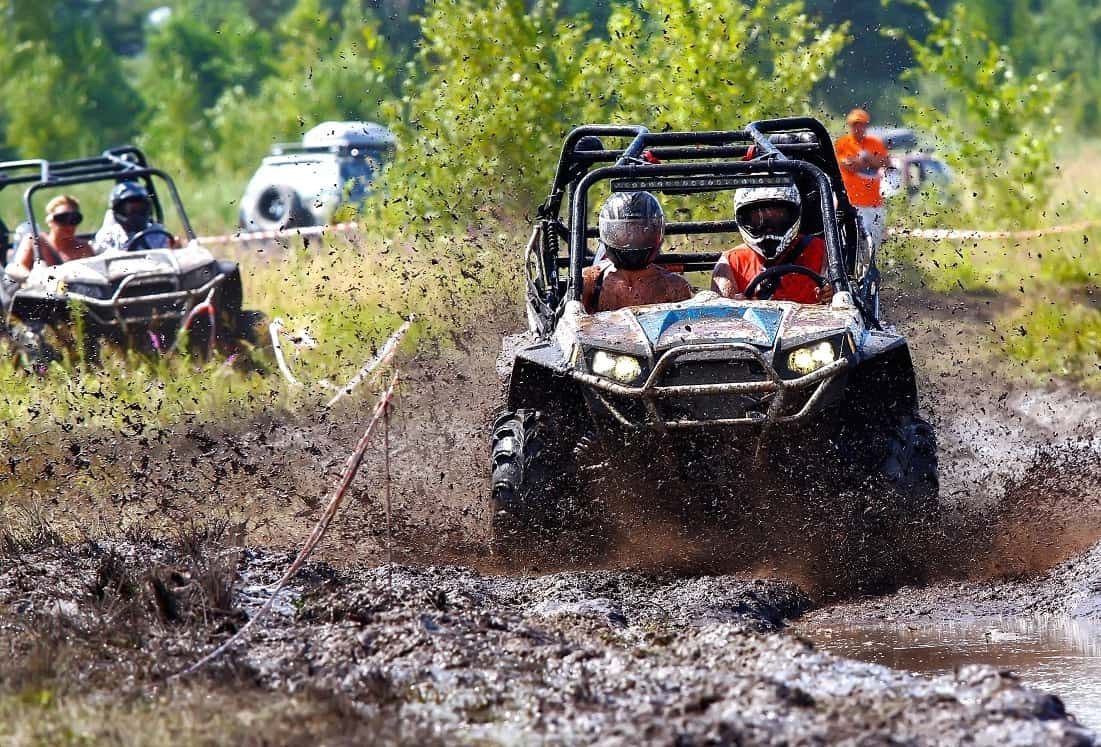 How to Prepare Your ATV for Mud Driving