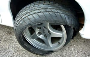 What To Do When Your Car Gets a Tire Blowout