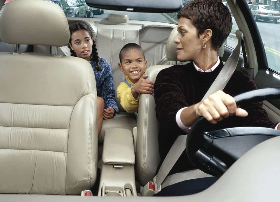 Dangerous Driving Mistakes Moms Make