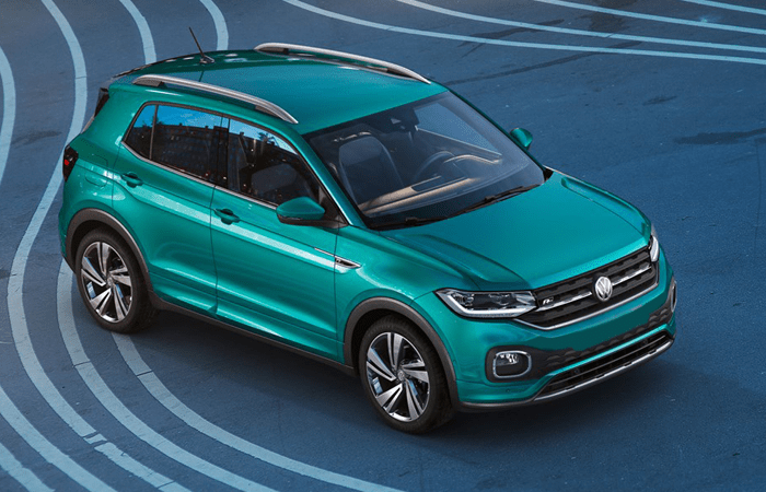 VW T-Cross – The Smallest SUV with Turbo Engines