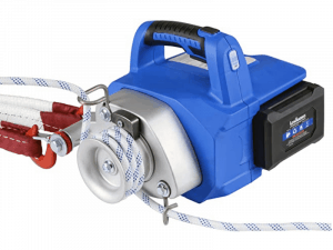 How Does Capstan Winch Works