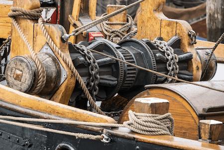 uses of hydraulic winch