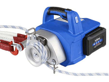 what is capstan winch
