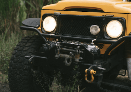 winch for truck