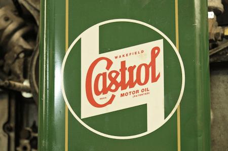 Castrol edge motor oil