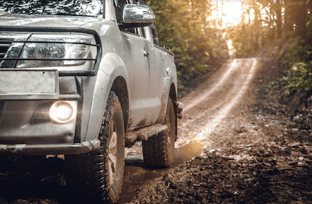 off-road tips